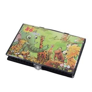 儿童绘画文具套装86件套小学美术工具蜡笔水彩笔组合幼儿园